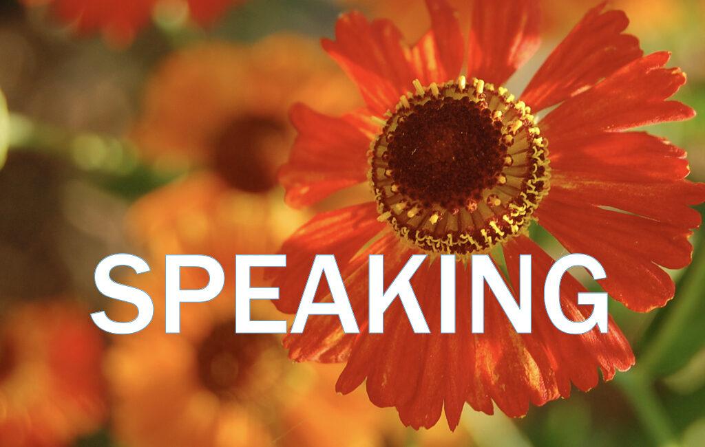 Garden Speaking